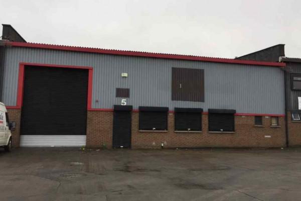 5 Hibernian Industrial Estate