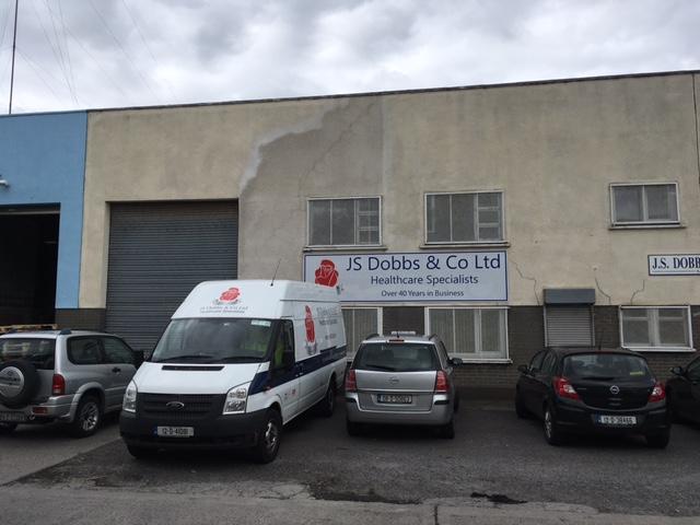 Unit at Baldoyle Industrial Estate