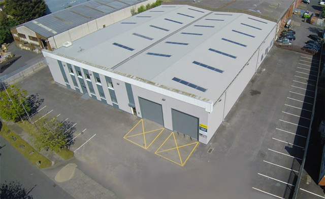 Unit 41 Hawthorn Road, Western Industrial Estate, Naas Road, Dublin 12