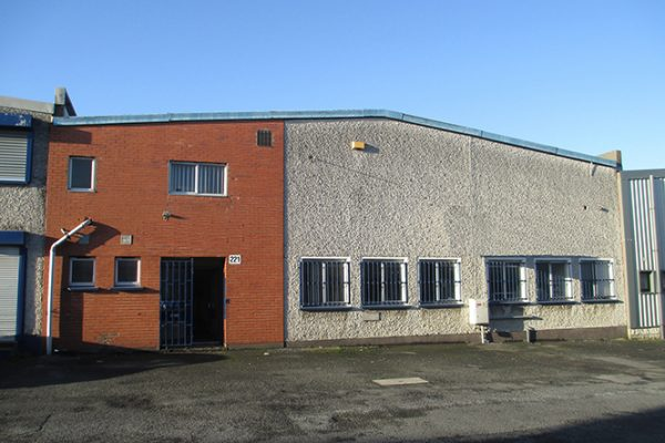 Western Industrial Estate, Naas Road, Dublin 12.